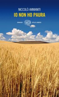 Никколо Амманити - Я не боюсь (обложка)
