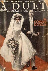 Артур Конан Дойль - Дуэт в сопровождении случайного хора