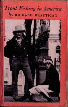Ричард Бротиган - Рыбалка в Америке (обложка)