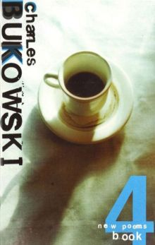 Поэтический сборник Чарльза Буковски (обложка)