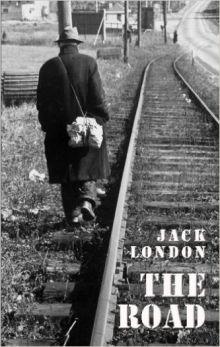 """Джек Лондон """"Дорога"""" (обложка)"""