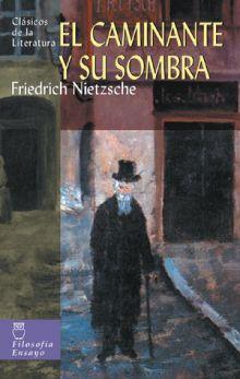 """Фридрих Ницше """"Странник и его тень"""" (обложка)"""