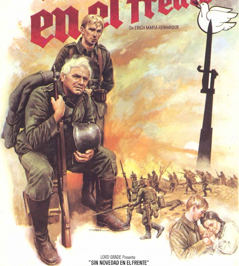 Испанский постер фильма