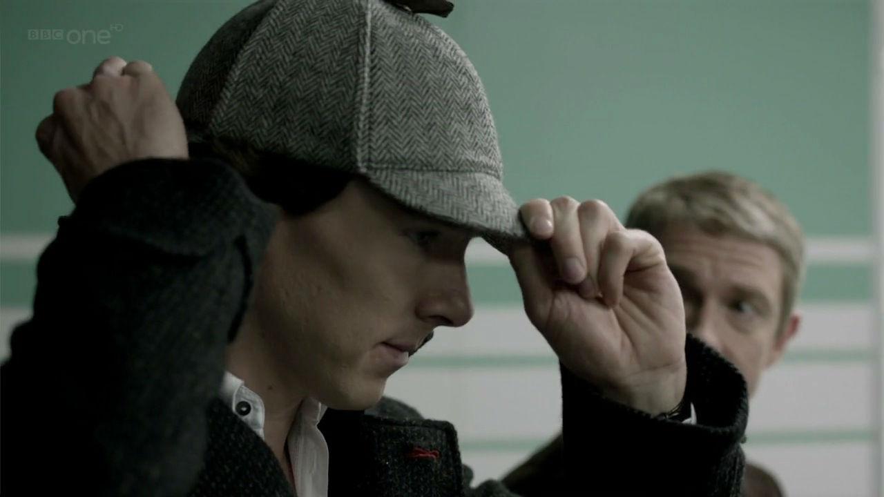 Шерлок и его шляпа