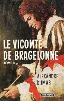 Александр Дюма «Виконт де Бражелон, или Десять лет спустя» (обложка)
