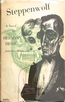 Герман Гессе «Степной волк» (обложка)
