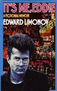 """Обложка книги """"Это я - Эдичка"""" Эдуарда Лимонова"""