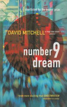 "Дэвид Митчелл ""Сон №9"" (обложка)"