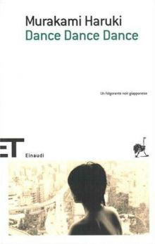 Харуки Мураками - Дэнс, Дэнс, Дэнс (обложка)