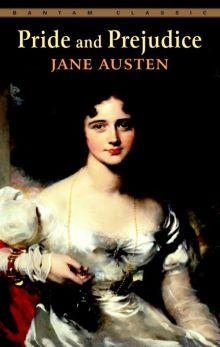Джейн Остин «Гордость и предубеждение» (обложка)