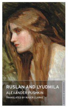 Александр Пушкин «Руслан и Людмила» (обложка)