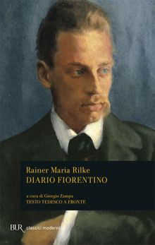 Райнер Мария Рильке «Флорентийский дневник» (обложка)